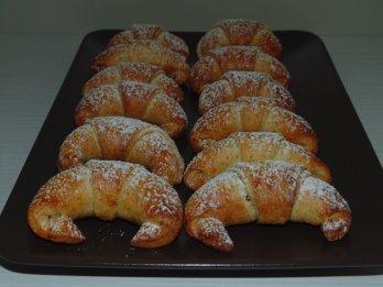 Croissant con pasta Brioche